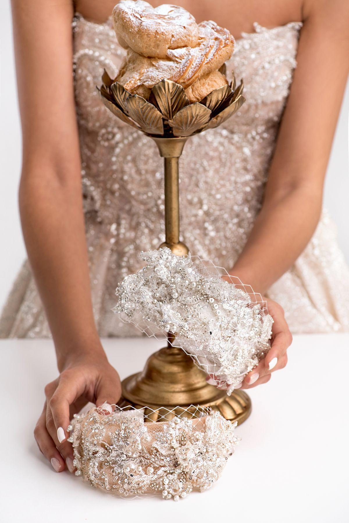 wedding hair accessory