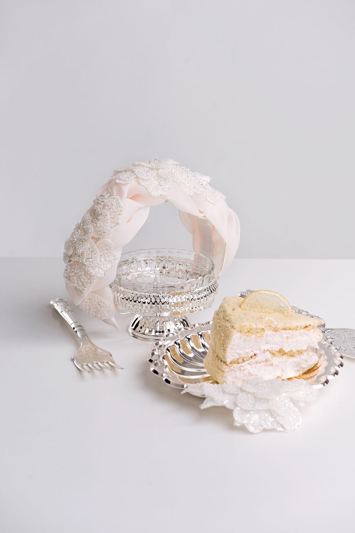 fancy headbands for weddings