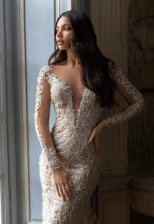 Sexy Long Sleeve Wedding Dresses