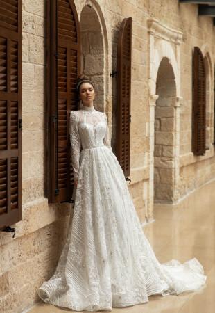 Vintage Long Sleeve Wedding Dresses