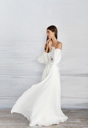 Designer Long Sleeve Wedding Dresses