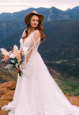 Свадебные платья плюс сайз