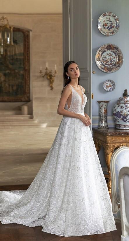 aline wedding dress, bohemian wedding dresses, wedding dress straps