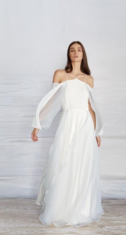 long sleeve wedding dress, off the shoulder wedding dresses, modern wedding dresses