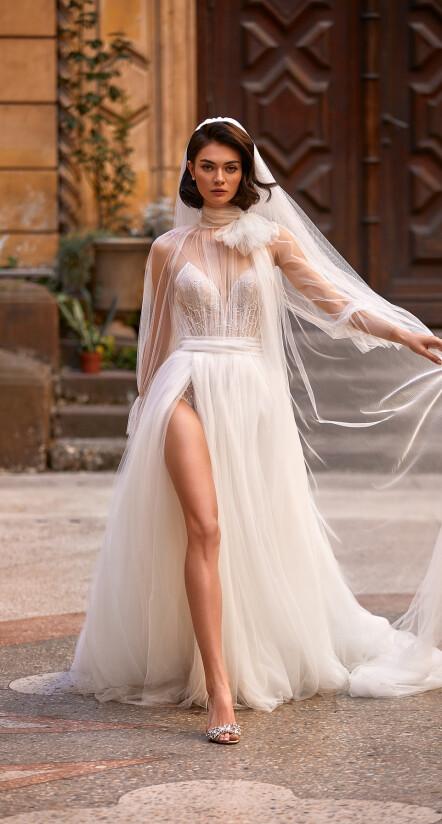платье свадебное, воздушное свадебное платье