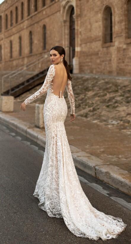 wedding dresses with long trains, sexy wedding dress, bohemian dresses wedding