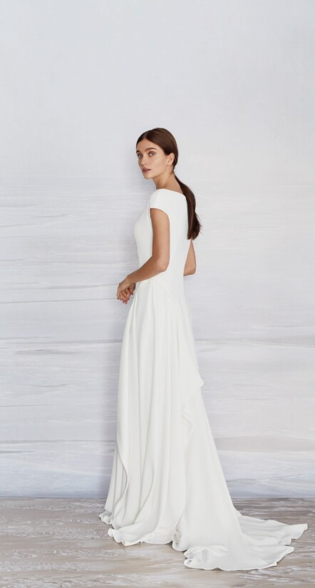 after party wedding dress, dress for the wedding party, civil wedding dresses