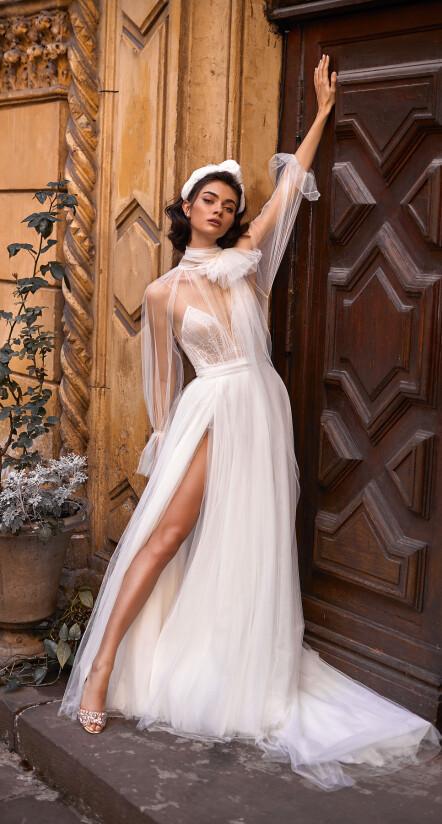 свадебное платье с открытыми плечами, европейское свадебное платье